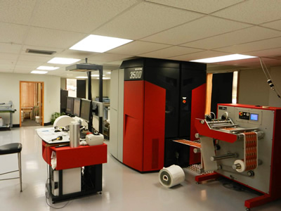 Xeikon digital Press